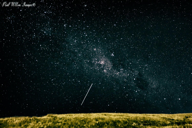 最美不过是星空,新西兰夜空超美图