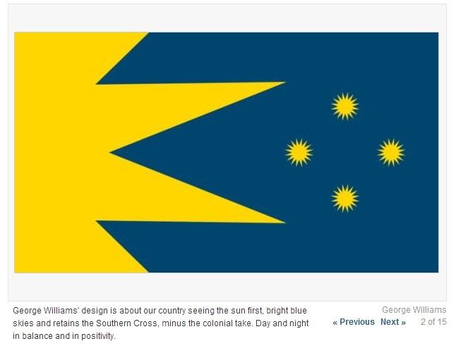 全民公投 是时候改国旗?去英国化?米字旗不再?