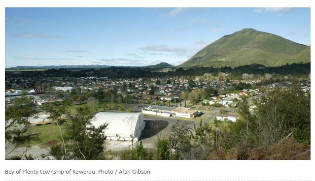 新西兰地图_新西兰人口分布