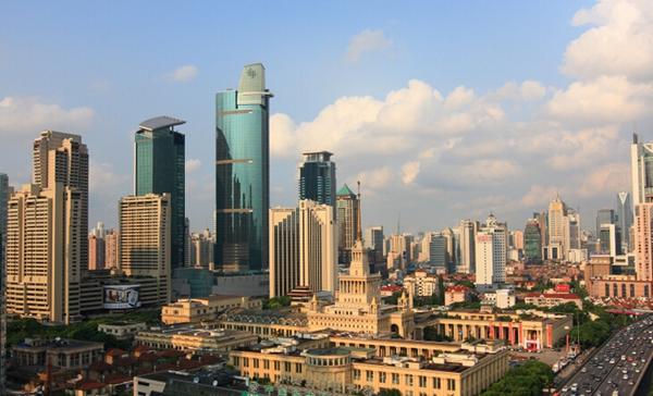 上海静安区闸北区或可能合并?