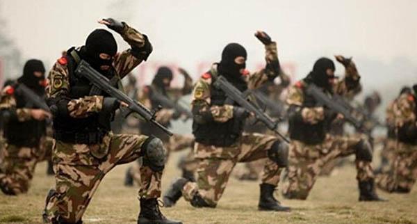 解放军训练-美军方称中国可能出兵打击恐怖分子 外交部回应