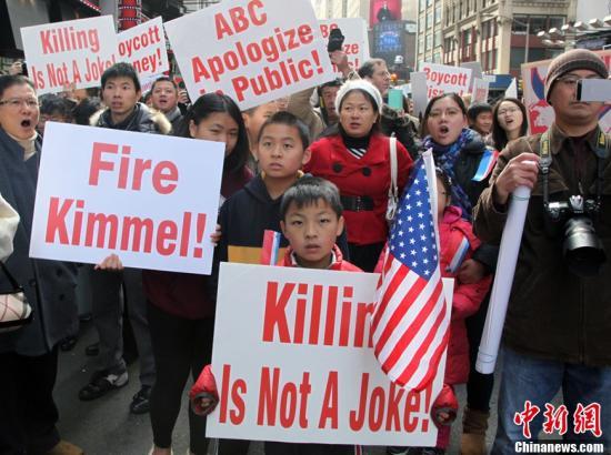 华媒盘点2013美国华人十大新闻 邓文迪离婚最热闹