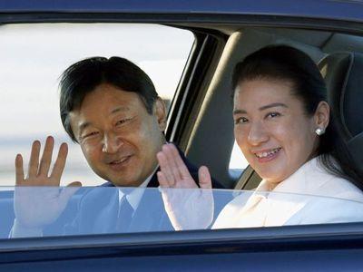 26岁日本典子公主出嫁 不再是日本皇族(图)